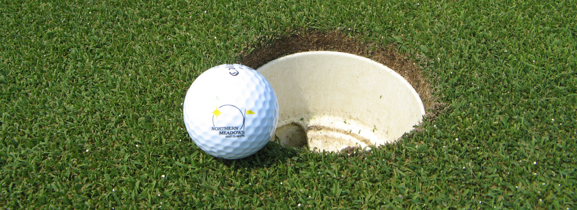 Northern Meadows Golf Ball